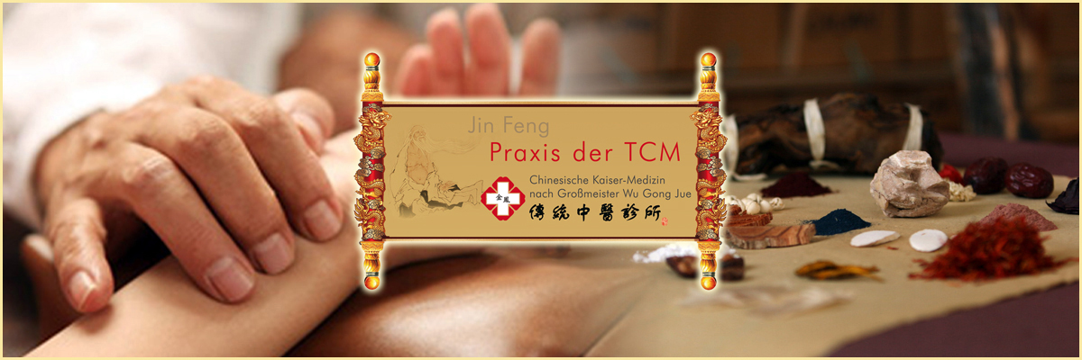 Puls-Diagnose in der TCM, Chinesische Kräuter